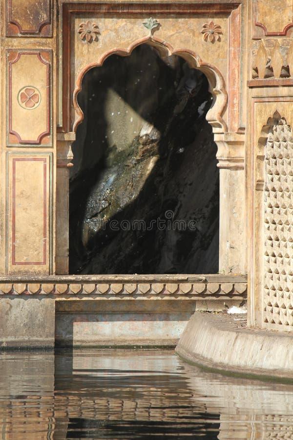 Galta świątynia, architektoniczny szczegół obraz royalty free
