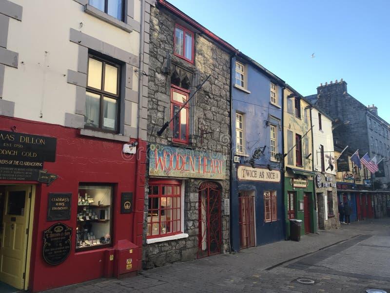 Galway, Ierland royalty-vrije stock afbeelding