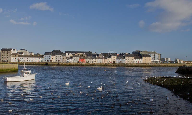 Galway, Ireland royalty free stock photos