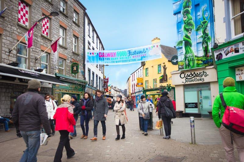 Galway Irlanda foto de archivo