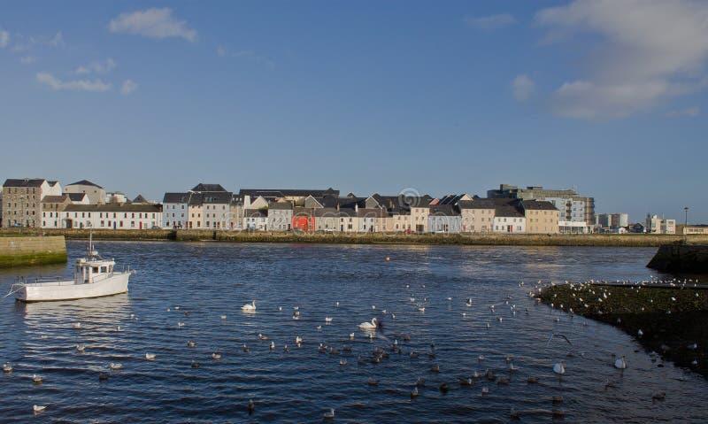 galway Irlande photos libres de droits