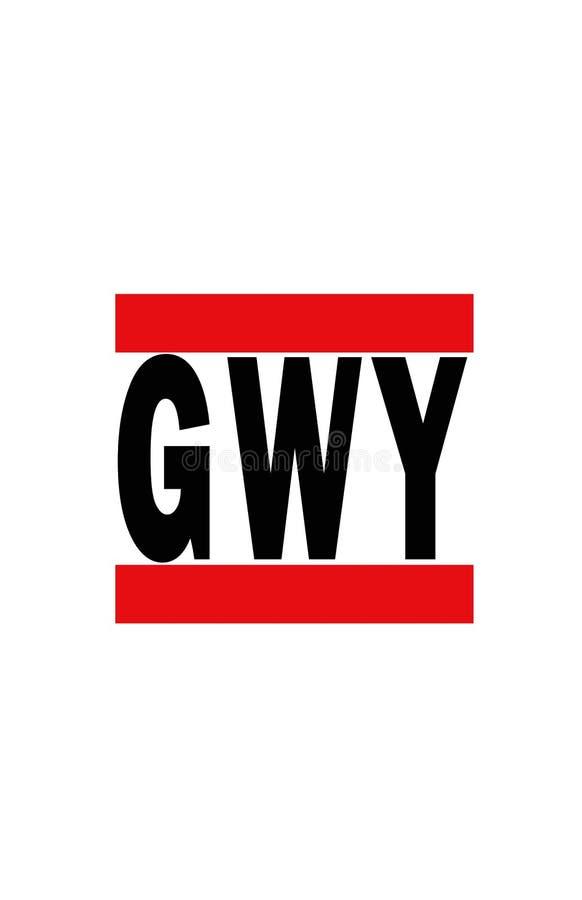 galway Irlande illustration libre de droits