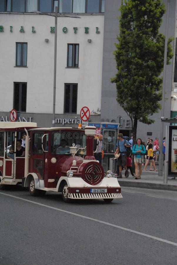 Galway turist- drev arkivbilder