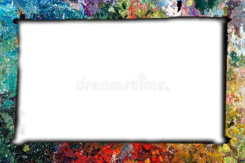 Gama de colores stock de ilustración