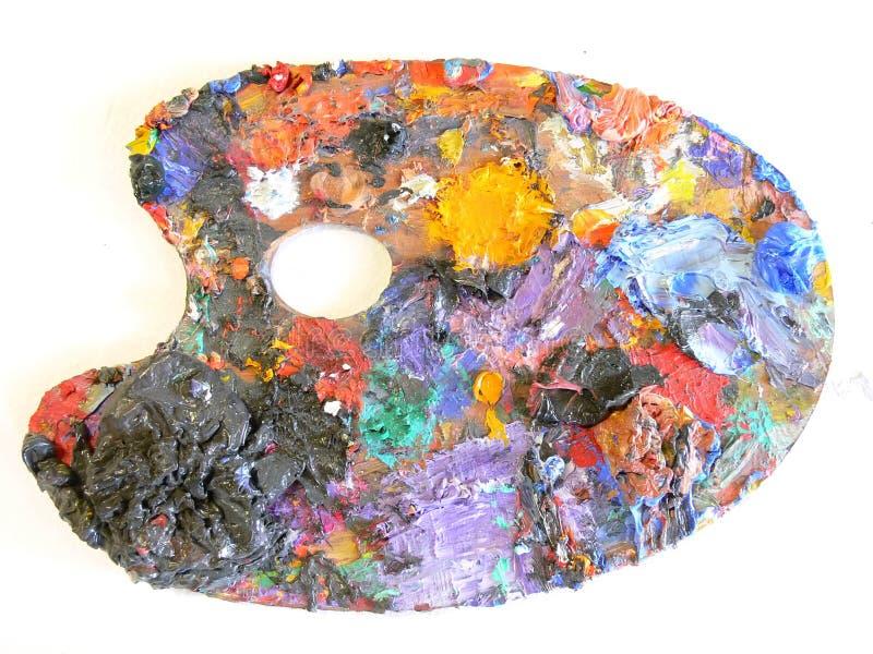Gama de colores fotografía de archivo libre de regalías