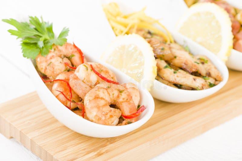Download Gambas Pil Pil stock photo. Image of cazuela, fried, beach - 37742756