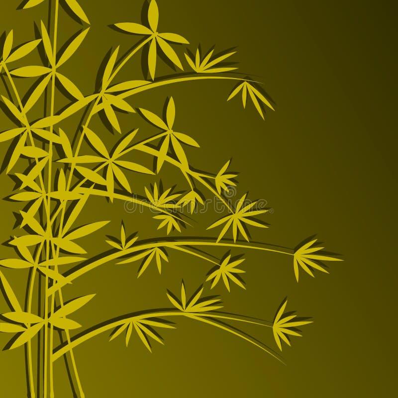 Gambi di bambù immagine stock libera da diritti
