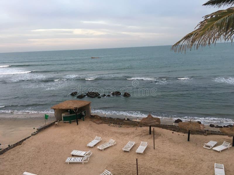 Gambia fotografia stock