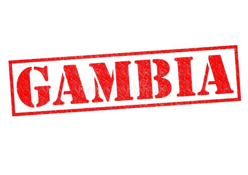gambia illustration de vecteur
