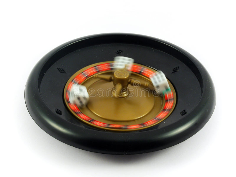 Download Gamble Spinning Roulette Cubes Royalty Free Stock Photo - Image: 5551335