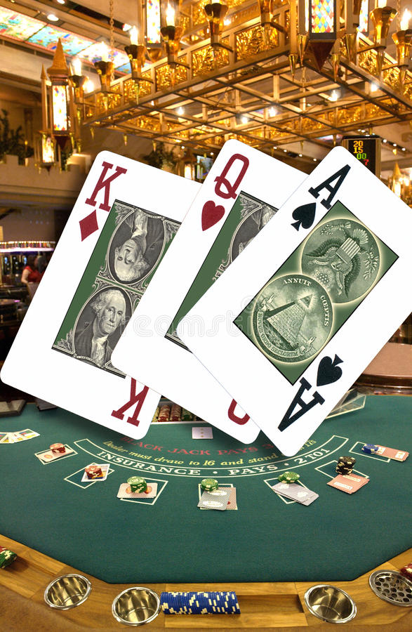 Gambling - Casino stock images