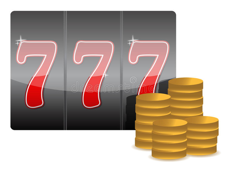 Download Gambling concept stock illustration. Image of currency - 28068550