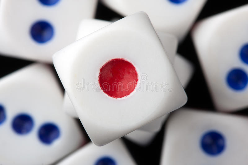 Download Gambling dices stock image. Image of group, white, risk - 19134313