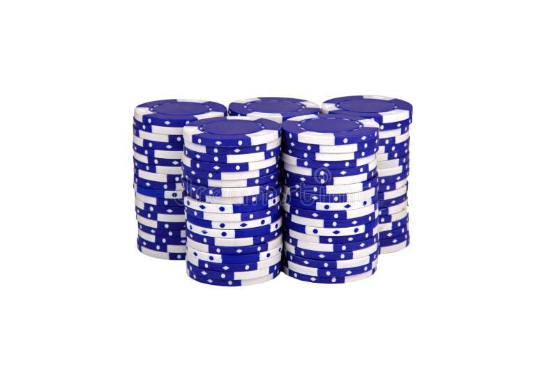 Gambling winnings! royalty free stock image