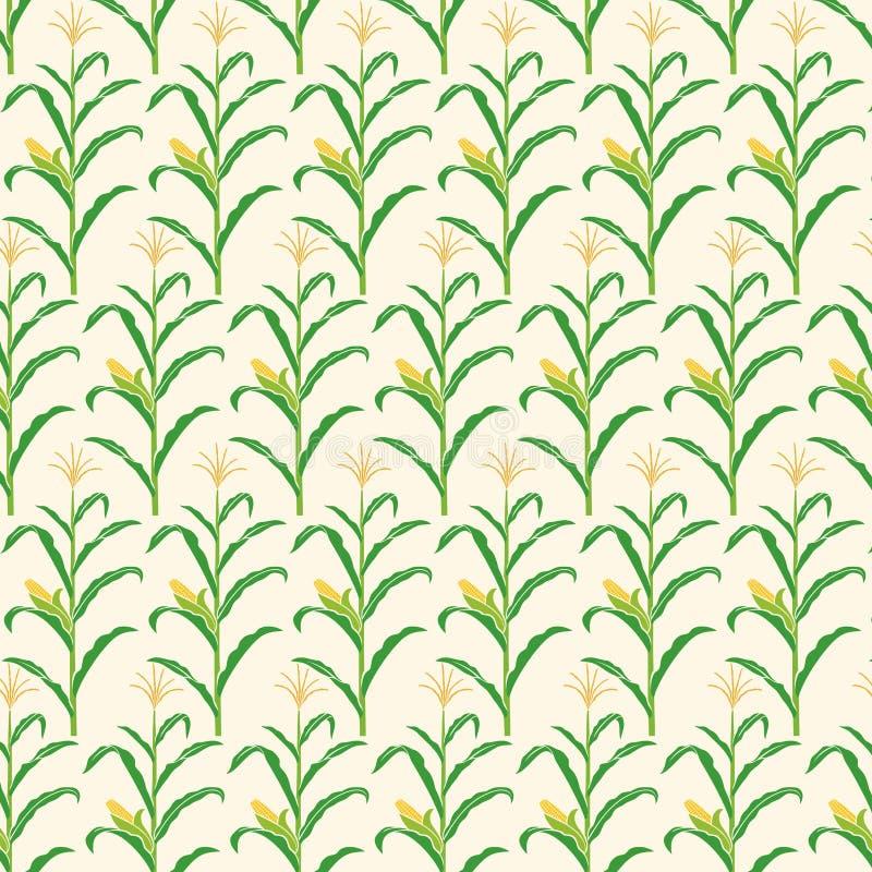 Gambo del cereale illustrazione vettoriale