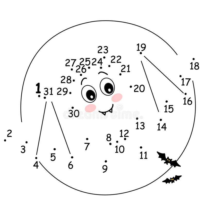 Download Game 128, bat stock illustration. Illustration of moon - 21412028