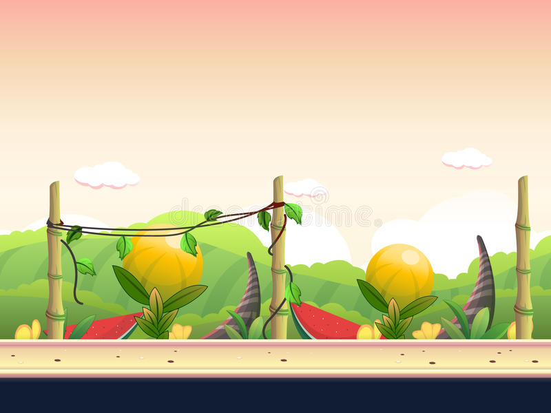 Game backgrounds. You can use this background for your game application/project. It suits for game developers, or indie game developers who want to make looping stock illustration
