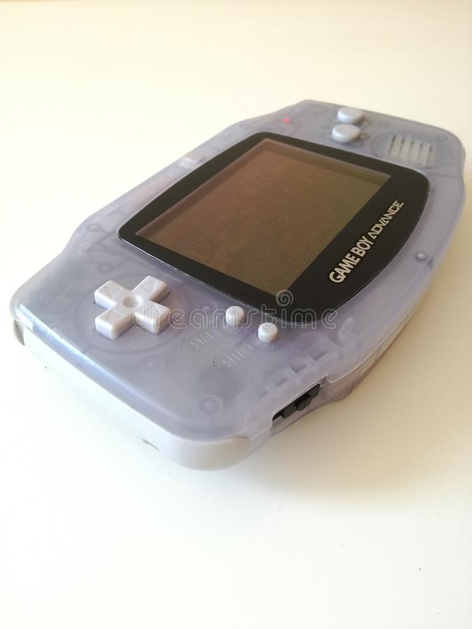 Game Boy stockbilder