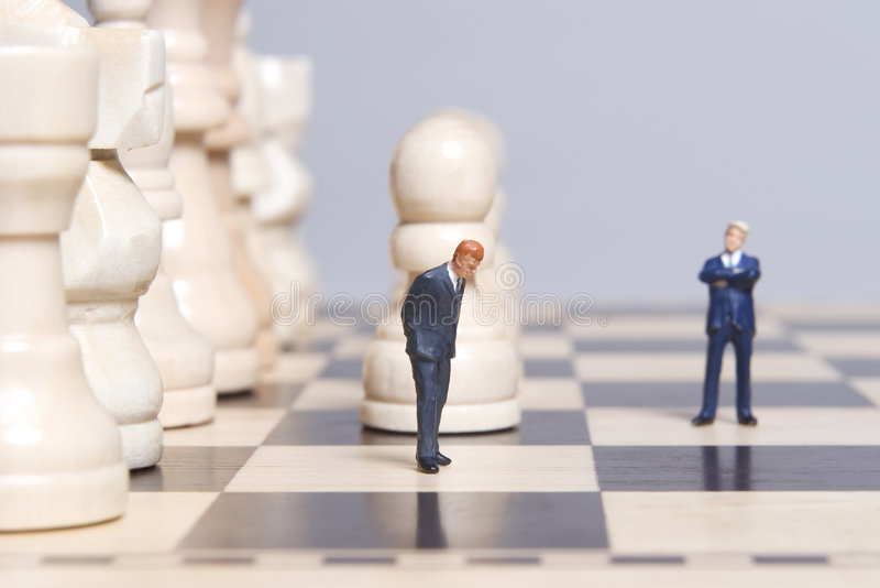 Download Game of business stock image. Image of secure, game, pawn - 3537227