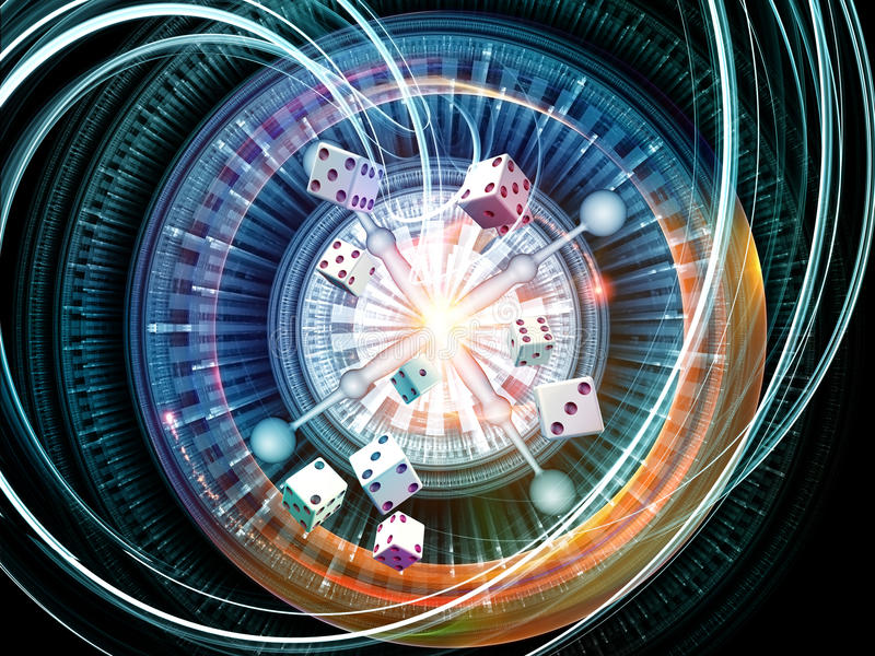 Download Game of Chance stock illustration. Image of background - 21022222
