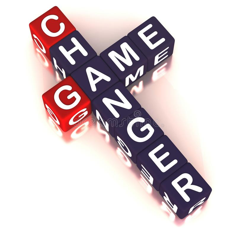 Download Game changer stock illustration. Image of product, business - 23270429