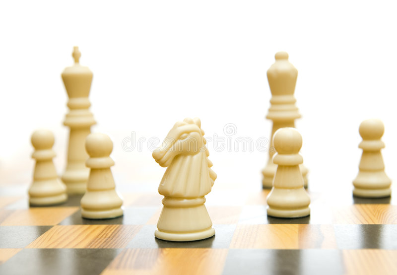 Download Game of chess stock image. Image of challenge, army, chessboard - 2755755