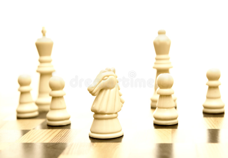 Download Game of chess stock image. Image of challenge, army, move - 2783909