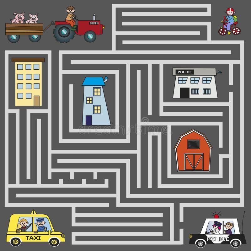Download Game For Children Stock Illustration - Image: 40455357
