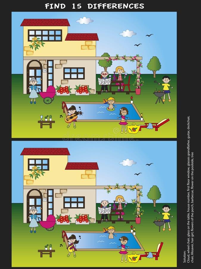Download Game stock illustration. Image of infant, game, pool - 30687279
