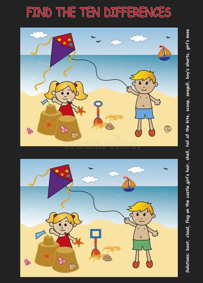 Game royalty free illustration