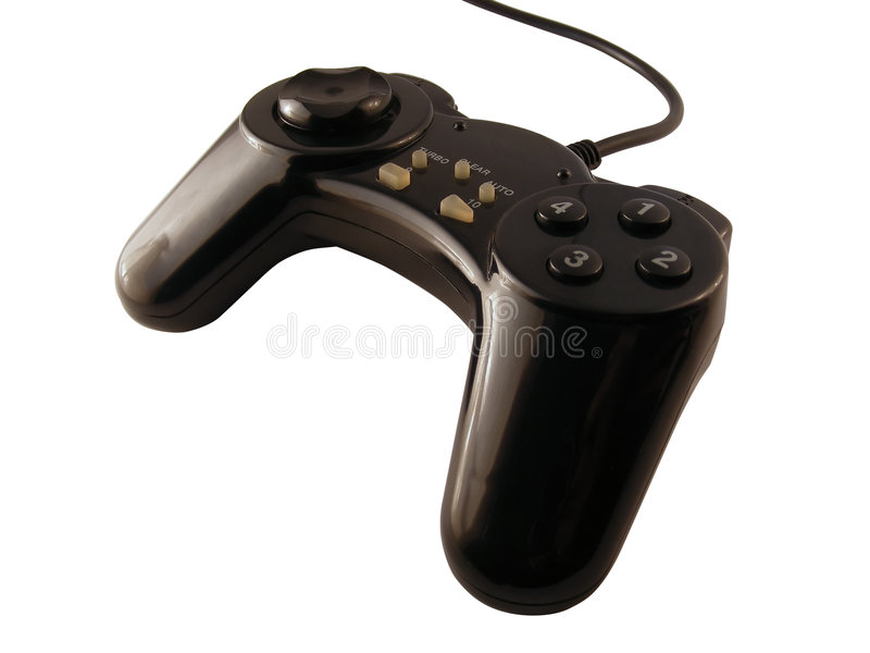 Game controller royalty free stock images