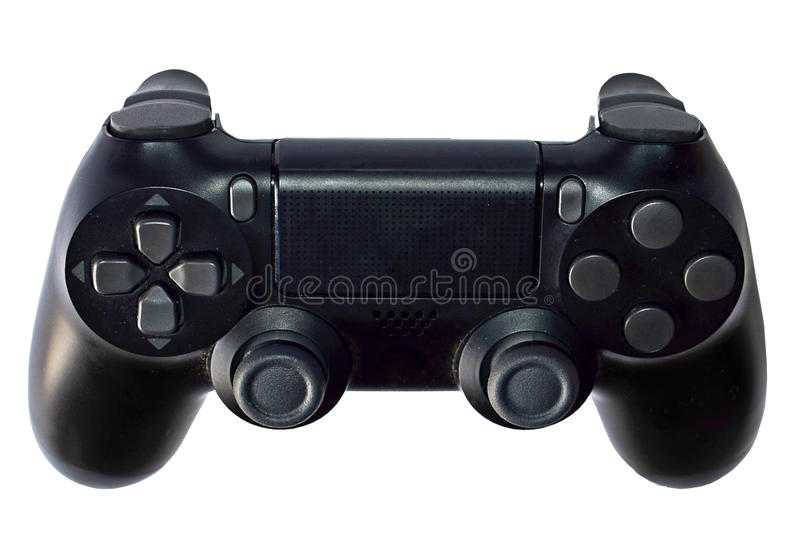 Game Controller. Isolated With PNG File included royalty free stock images