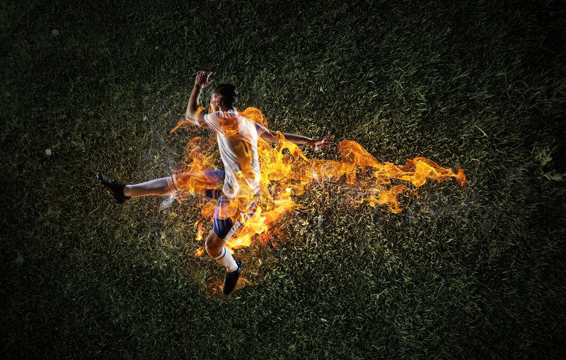 Game hottest moments stock images