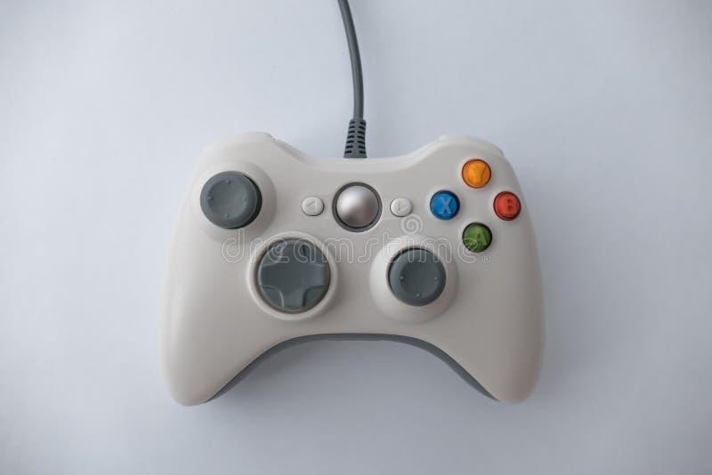 Game joystick royalty free stock photos