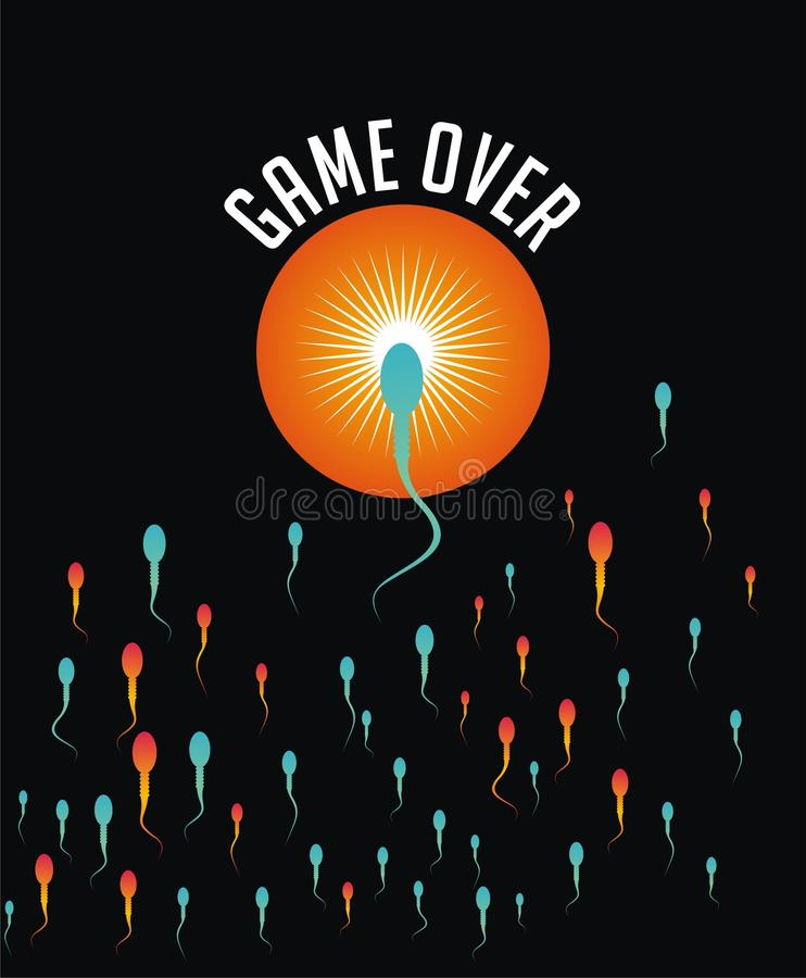 Download Game Over Royalty Free Stock Photography - Image: 13257287