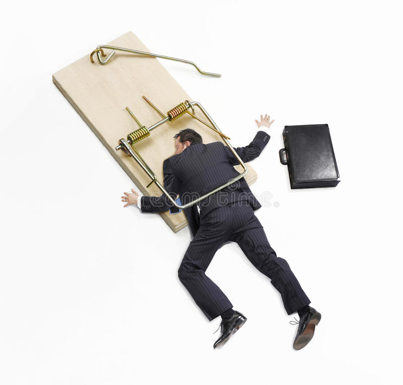 Free Game Over. Stock Image - 15393901