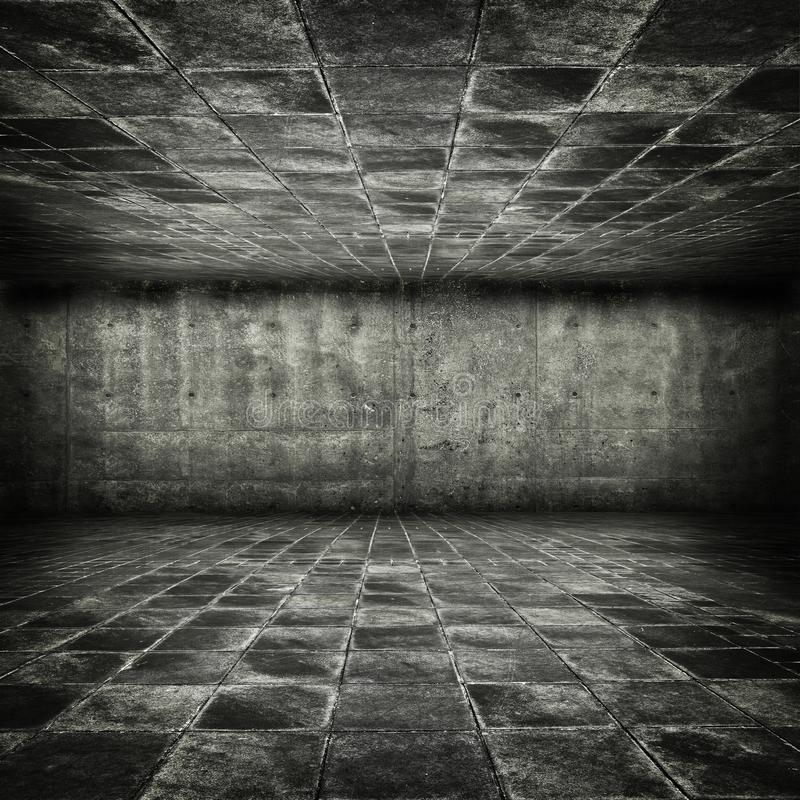Free Game Style Grungy Stone Dungeon Royalty Free Stock Images - 10172339