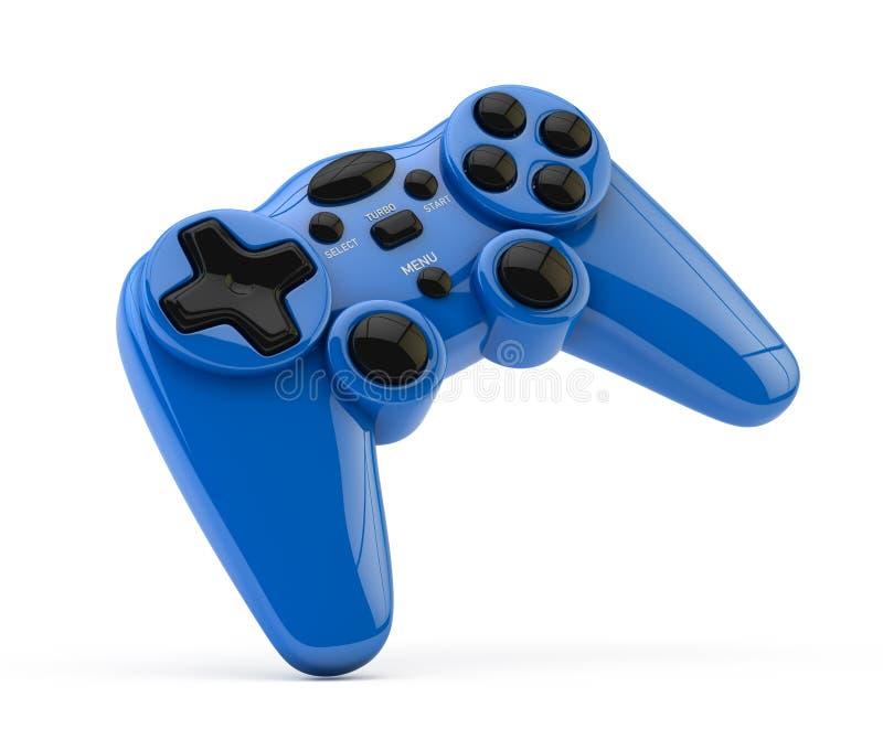 gamepad控制杆 皇族释放例证