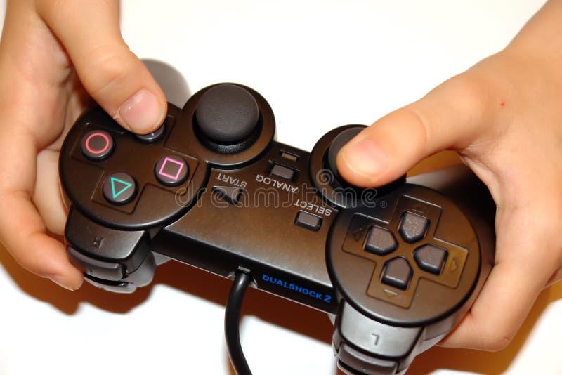 Gamepad stock foto