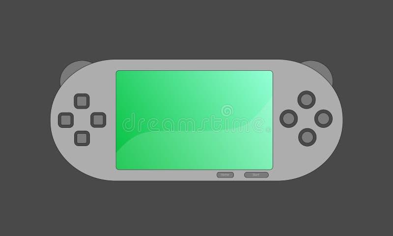 Gamepad fotografia stock