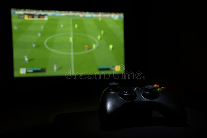 Video Game Controller Stock Images - Download 13,516 Royalty Free Photos