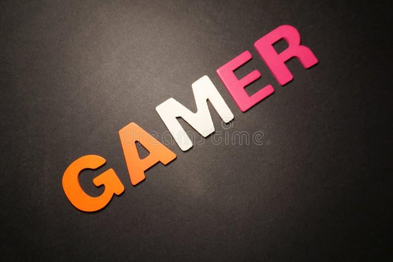 gamer stock afbeeldingen