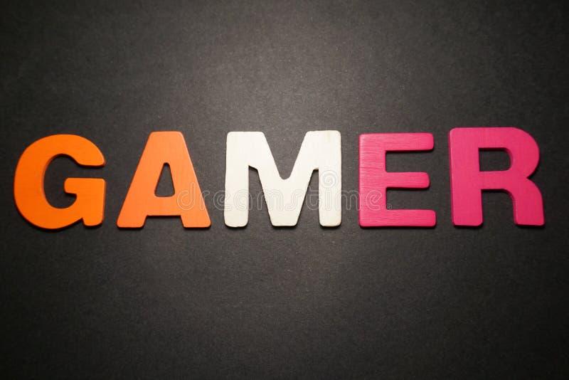 gamer stock foto's