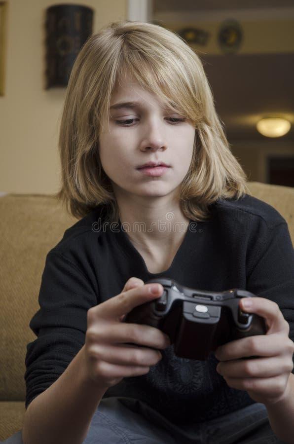 Gamer arkivbilder