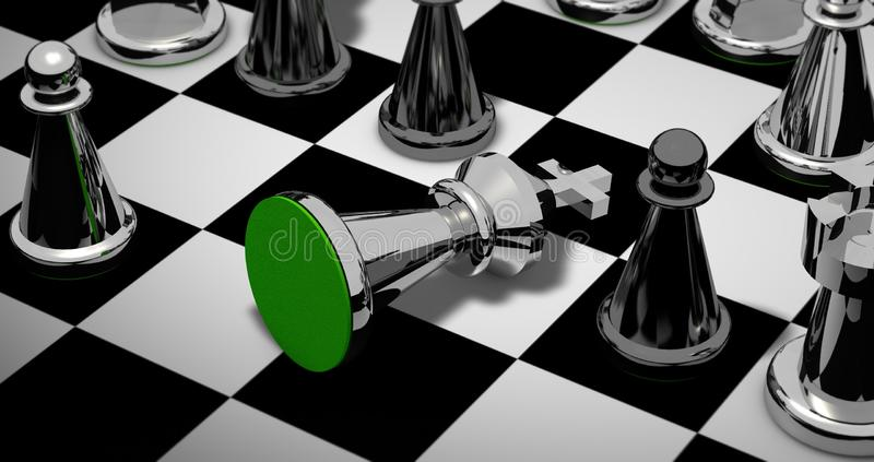 Games, Indoor Games And Sports, Board Game, Chess royalty free stock photo