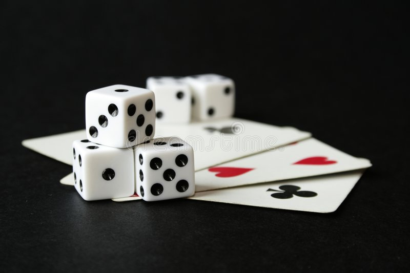 Download Games of Luck stock photo. Image of lucky, poker, random - 8016924