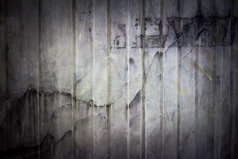 Gamla Dusty Dirty Black Surface Texture royaltyfria foton