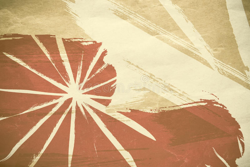 Gamla papperstexturer med utrymme, tappningbakgrund royaltyfria foton