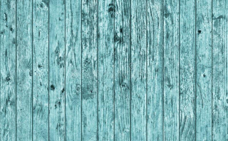 Gamla red ut lantliga knöt Cyan sörjer textur för Grunge för träplank grov royaltyfri bild