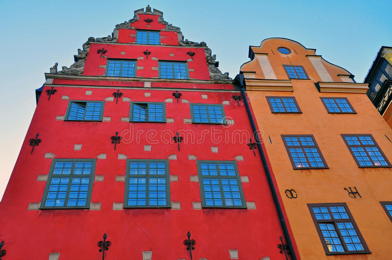 Download Gamla Stan stock image. Image of house, architecture - 34669721